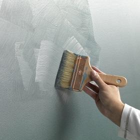Amazing verwijder de tape als de verf nog nat is als je de for Glasvezelbehang sauzen