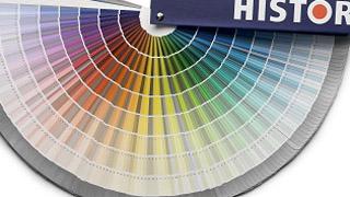 Histor Kleuren Verf.Kleur