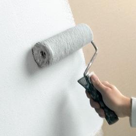 Glasweefselbehang schilderen kluswijzer histor for Glasweefselbehang glad