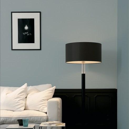 Histor historone - Verf grijs slaapkamer en blauw ...