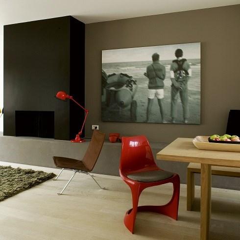 Histor inspiratie wooninspiratie for Interieur verf kleuren